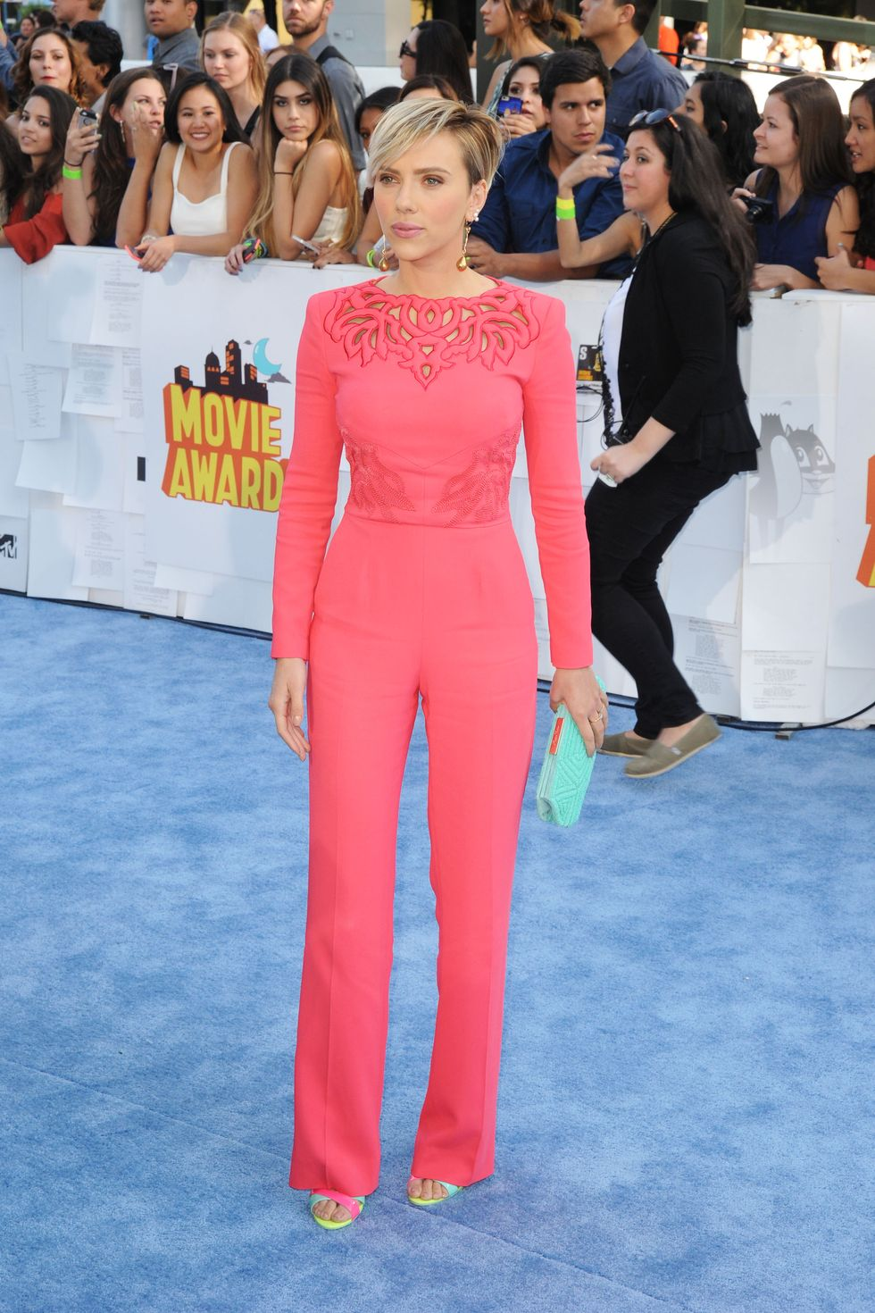 The Best and Worst Celebrity Fashion at the MTV Movie Awards