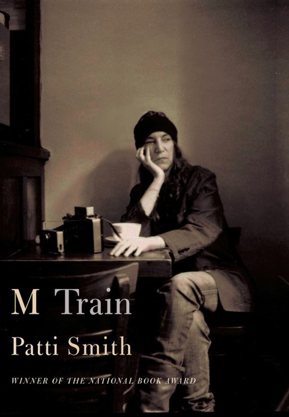 Patti Smith Will Publish Another Memoir in October