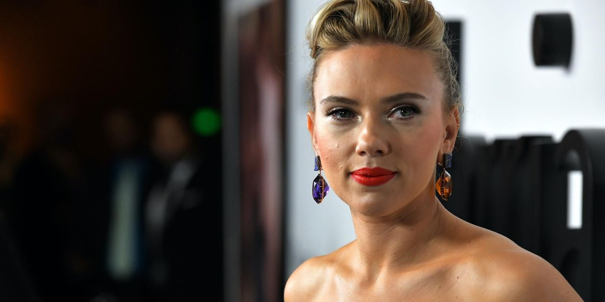 Scarlett Johansson says actors should stick to acting and stop making political statements