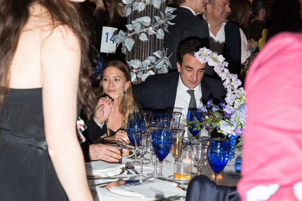 Scenes from the Tribeca Ball