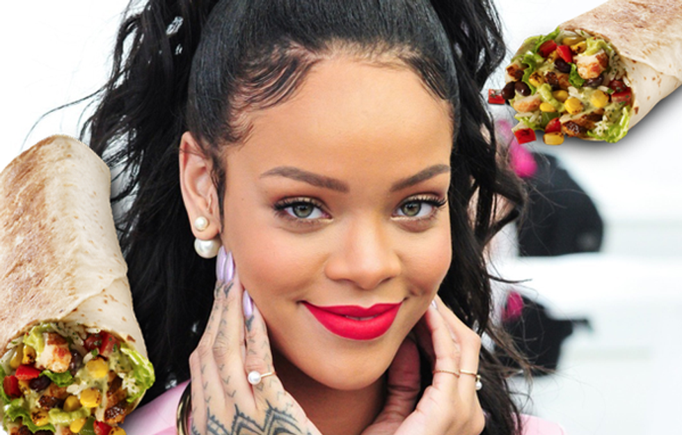 What Are Rihanna and Her Nose Doing In This Video?