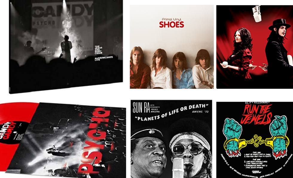 Our 10 Record Store Day Must-Haves