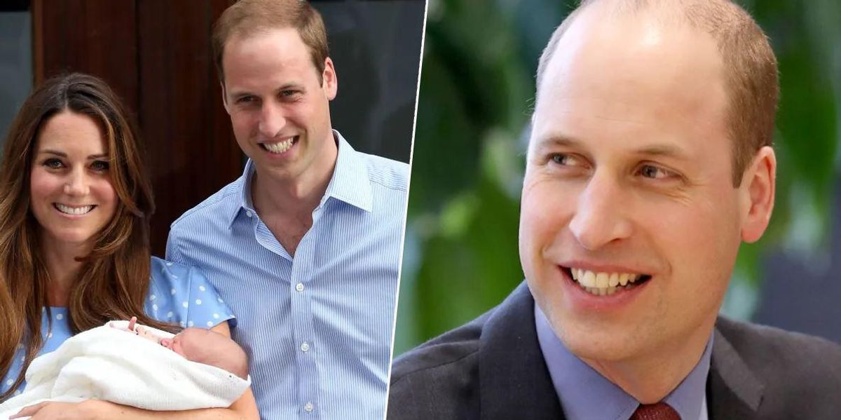 Prince William Named as World's Sexiest Bald Man