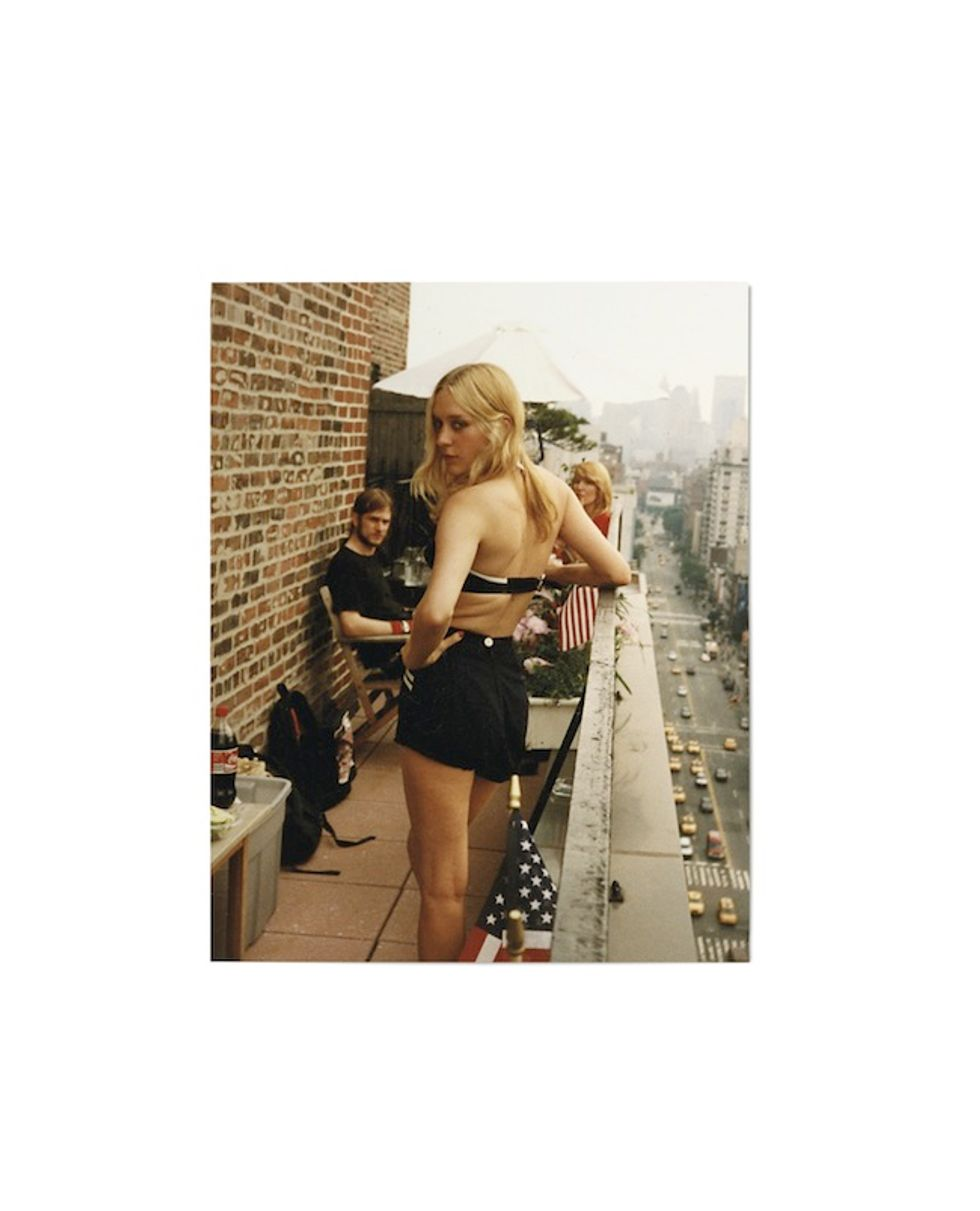 """""""I Was Always on the Periphery, Watching Everyone Else:"""" Chloe Sevigny Reflects on Photos From Her New Book"""