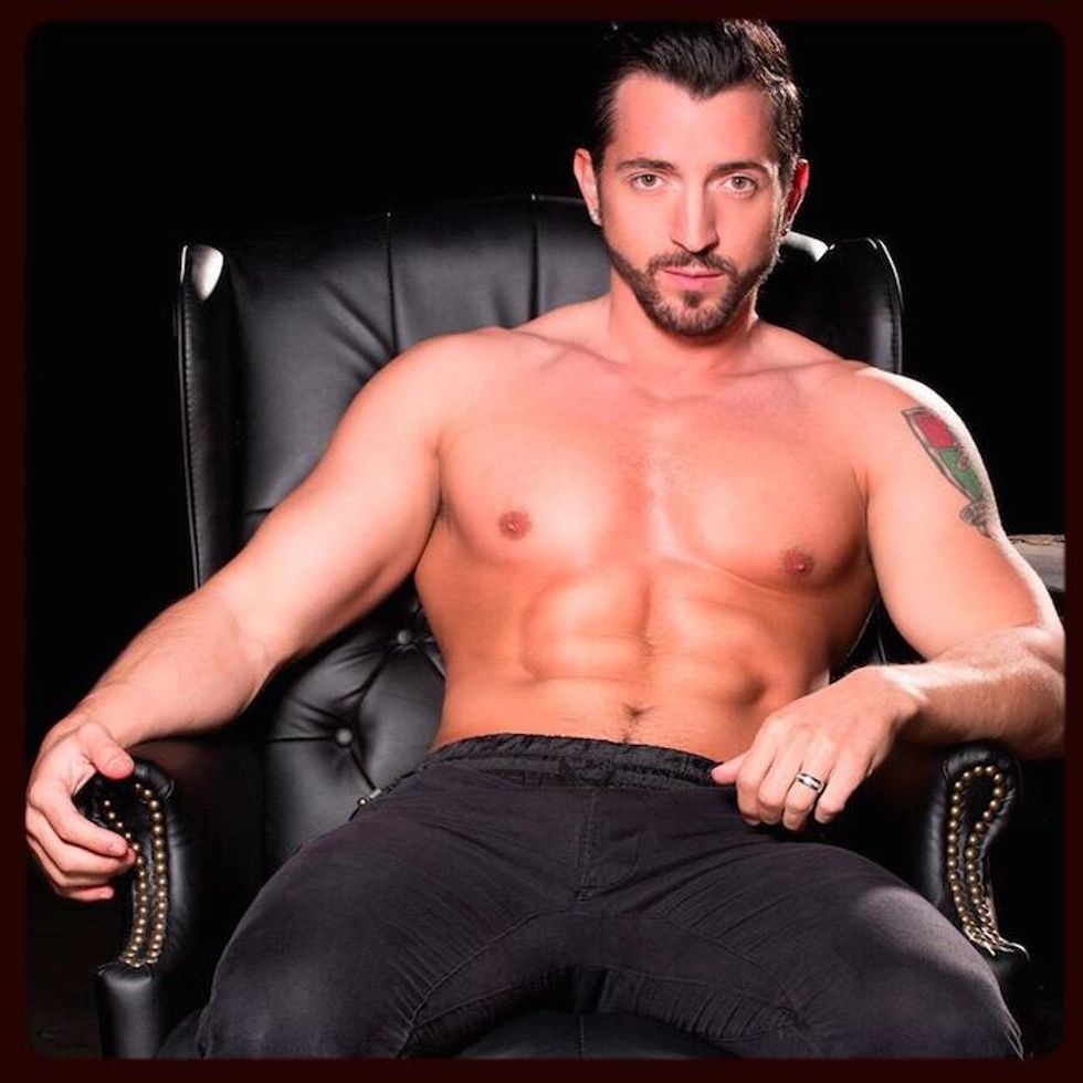 Mr. Mickey's #MCM: Porn Star Jimmy Durano has the Best Butt in Show Business