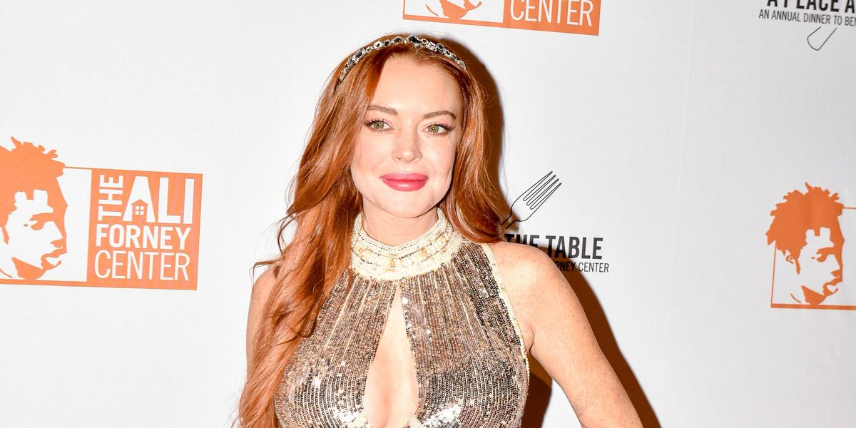 Lindsay Lohan Is Dropping a New Single as an NFT