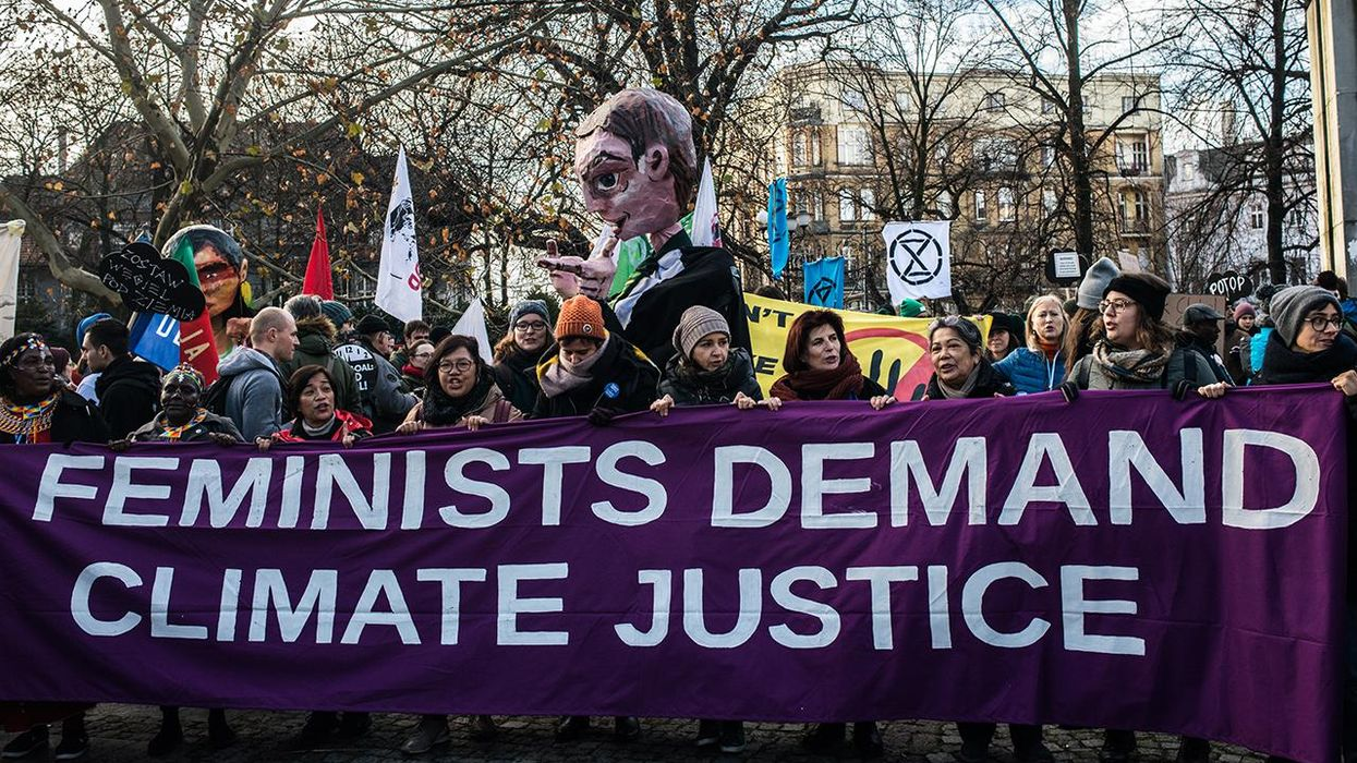 What Is Climate Feminism?