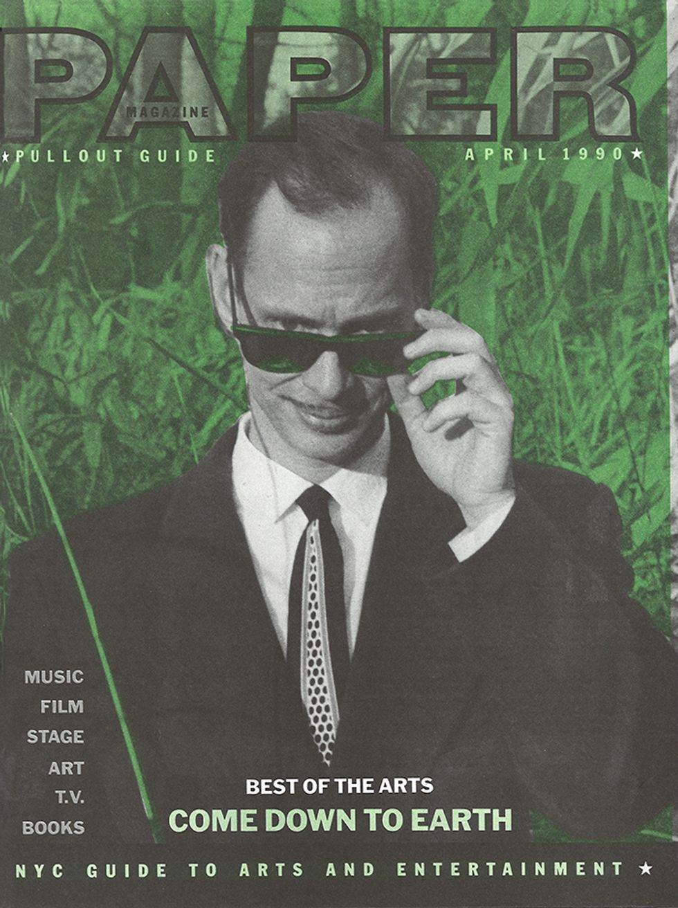 John Waters' Greatest Paper Quotes