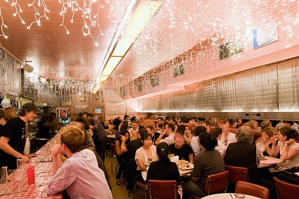 The 10 Most Scene-y Restaurants In NYC Nightlife History