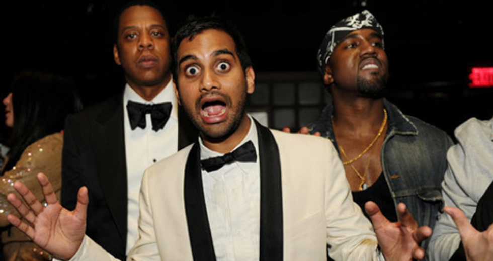Aziz Ansari is Teaming Up With Netflix to Create a New Sitcom