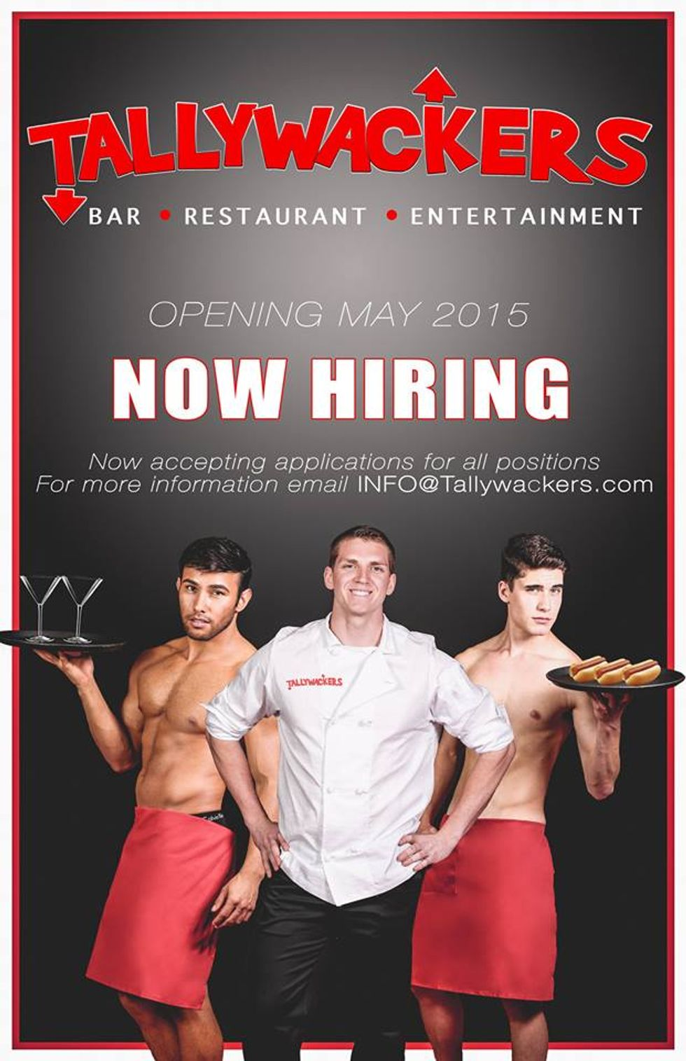 A Hooters-Esque Dick-Centric Restaurant Is Coming to Dallas