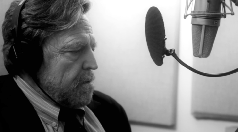 John Perry Barlow Talks Acid, Cyber-Independence and his Friendship with JFK Jr.
