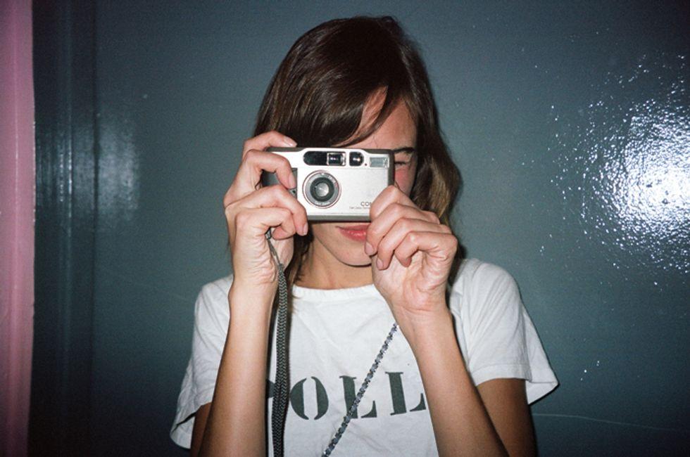 Alexa Chung Shares Candid Photos of Her Friends, From Cara to Dakota