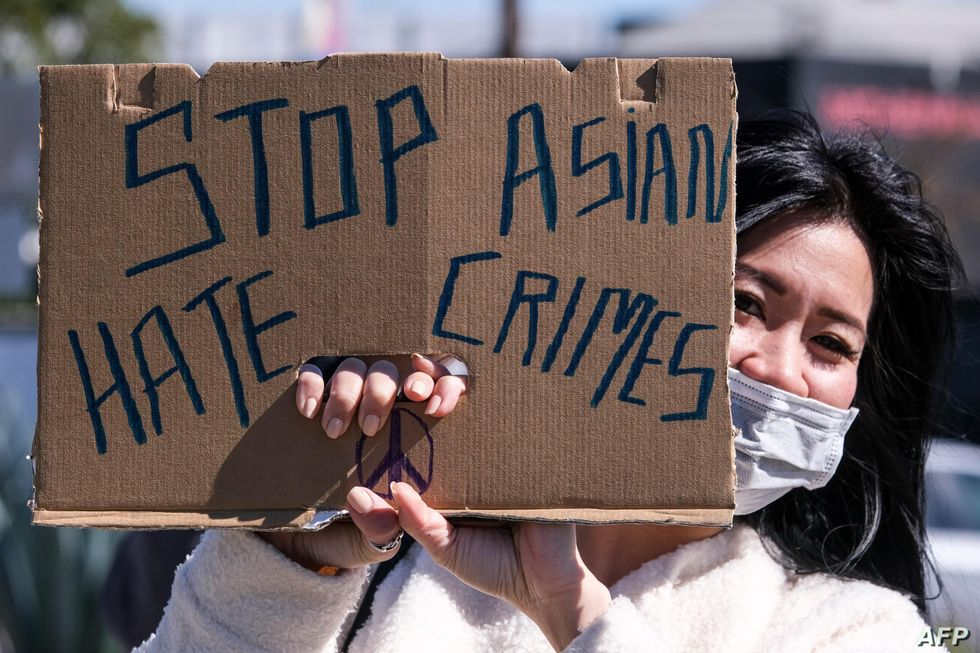 Covid 'Hate Crimes' Against Asian Americans on the Rise
