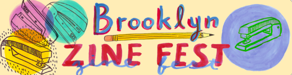 Deets On This Year's Brooklyn Zine Fest