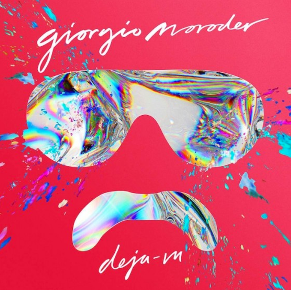 "Listen to Britney Spears and Giorgio Moroder's Leaked ""Tom's Diner"" Cover"