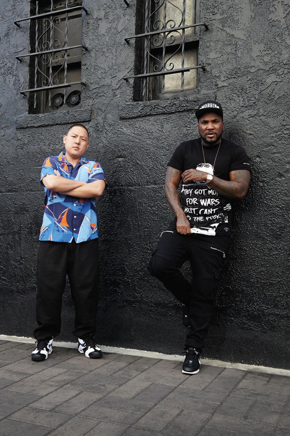 Eddie Huang and Jeezy On Racism, America and Bossing Up
