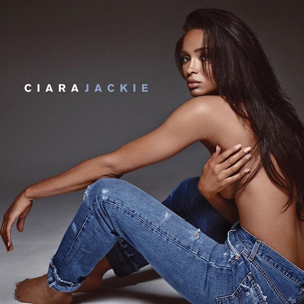 "Ciara Instructs You To ""Dance Like We're Making Love"""