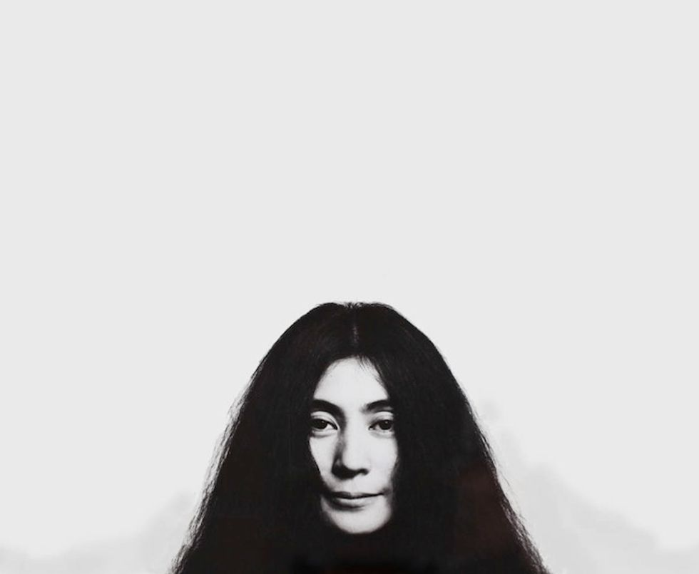 That Hot Club Track You're Listening to Right Now is by Yoko Ono