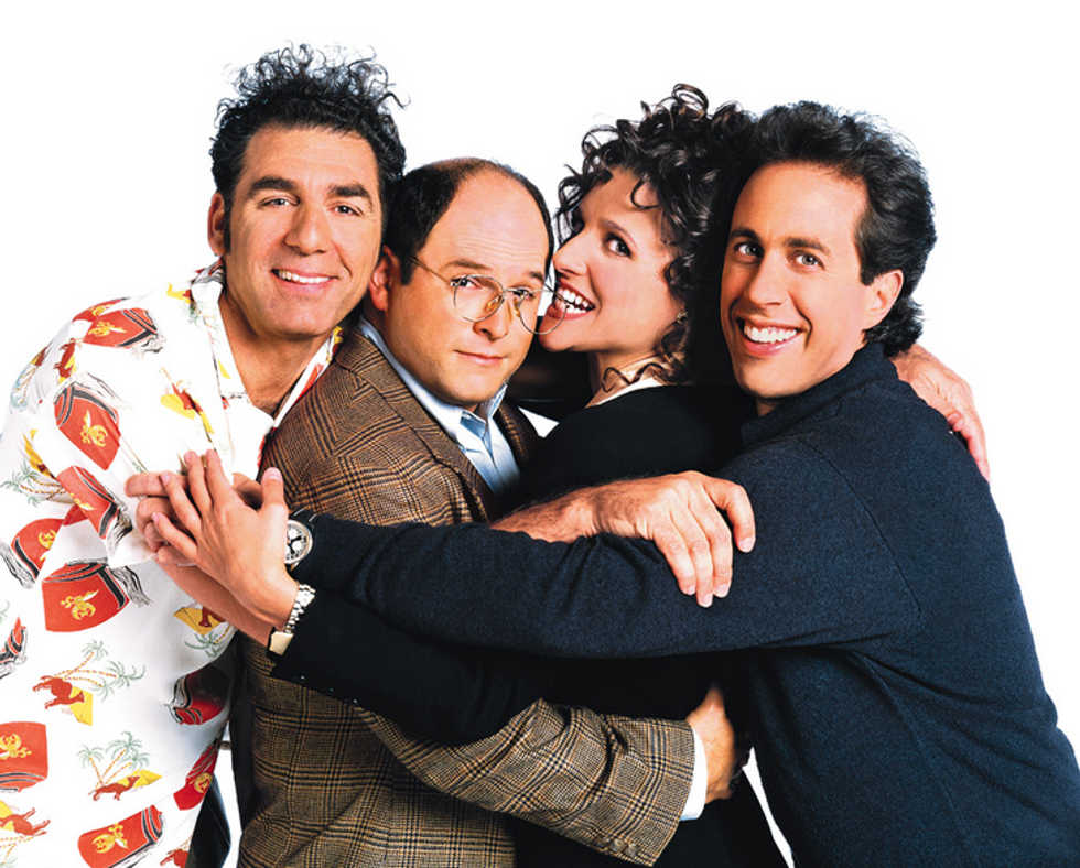 Hulu Landed the Rights to Start Streaming Seinfeld