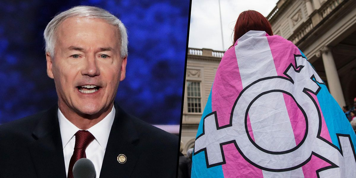 Arkansas Governor Signs Bill Allowing Medical Workers To Refuse Treatment To LGBTQ+ People
