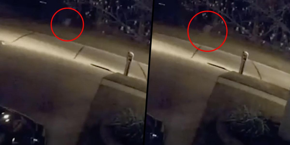 'Ghost Child' Caught on Video Shocks Ohio Community and Police