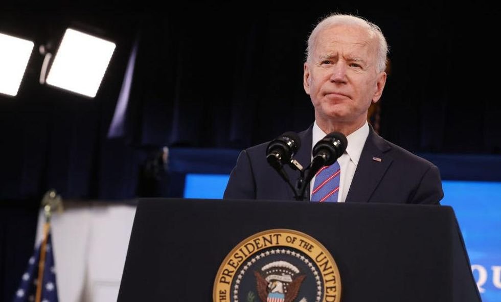 New poll finds 'warning signs' that spell bad news for Joe Biden's long-term agenda