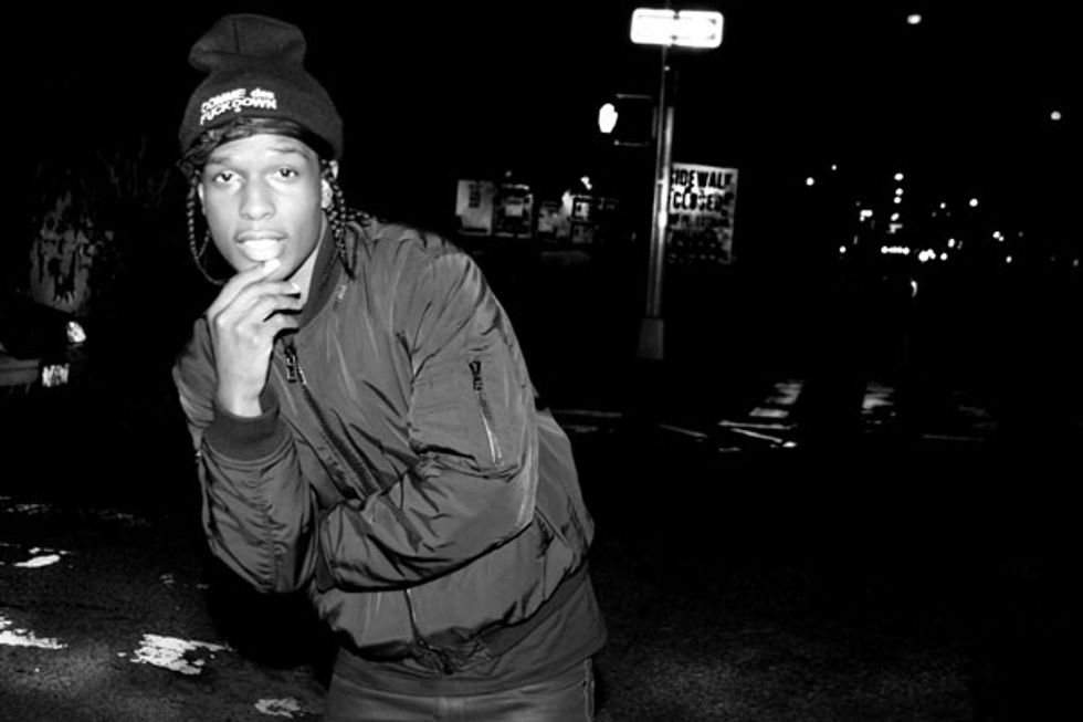 Is A$AP Rocky About to Usher In a Trip-Hop Revival?