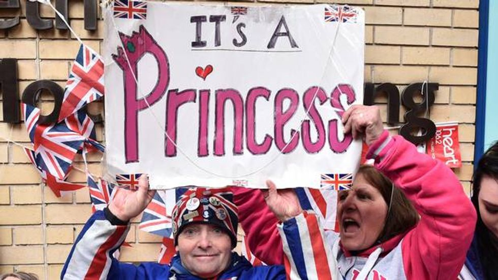 What Will the New Cambridge Princess Be Named?