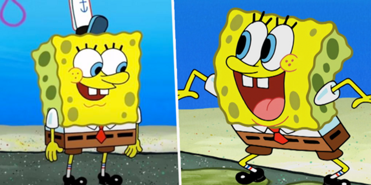 'Spongebob Squarepants' Episodes Pulled From Paramount+ Due To 'Inappropriate' Storylines