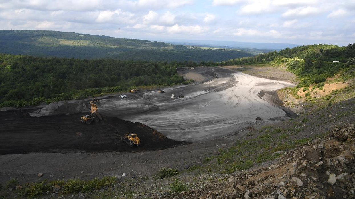 Reclaiming Abandoned Mines: Turning Coal Country's Toxic Legacy Into Assets