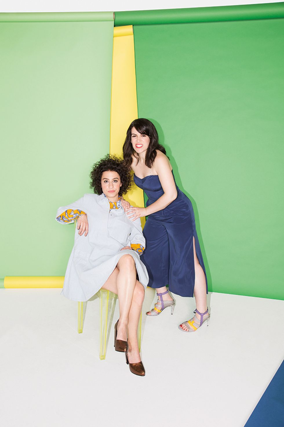 Yas Kweens! Broad City's Abbi Jacobson and Ilana Glazer Have Nothing to Lose