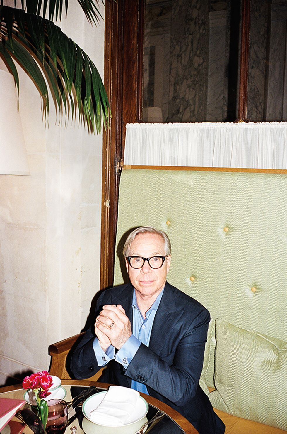 Tommy Hilfiger On His Punk Roots and Starting From the Bottom