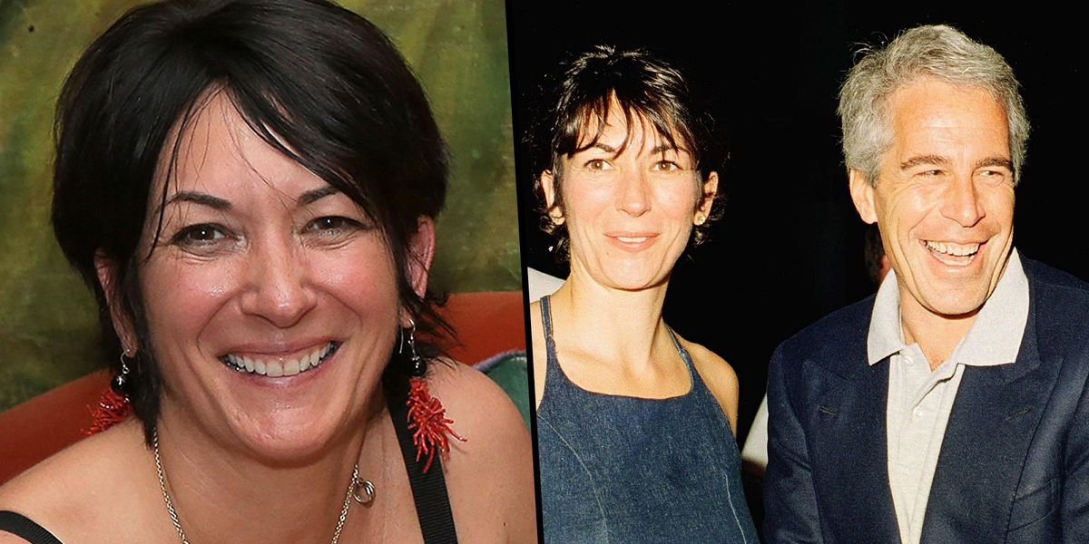 Ghislaine Maxwell Charged With Trafficking a Minor