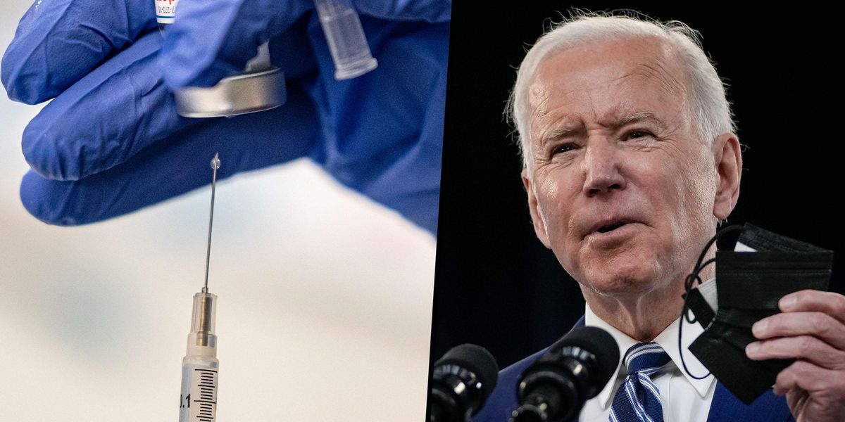 The Biden Administration Is Developing a National Coronavirus 'Vaccine Passport' Scheme for Americans