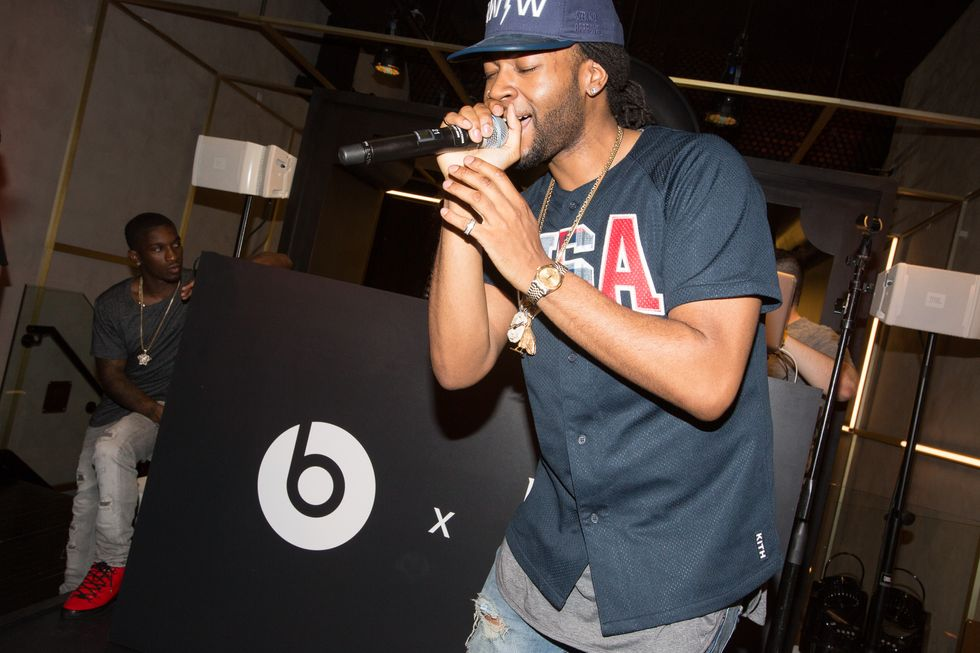 Pics from Beats x MCM Collaboration Launch