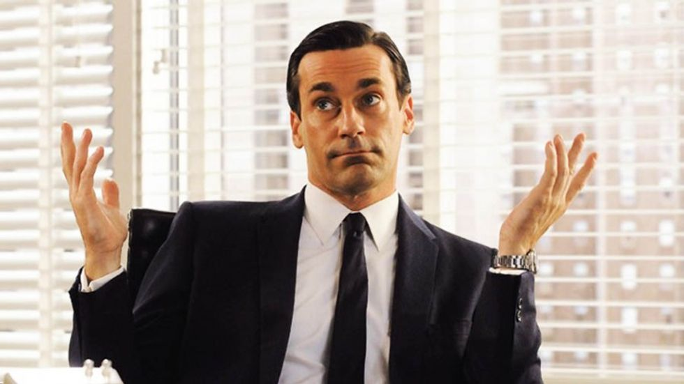Nope, Don Draper is Not That Dude No One Thought He Was
