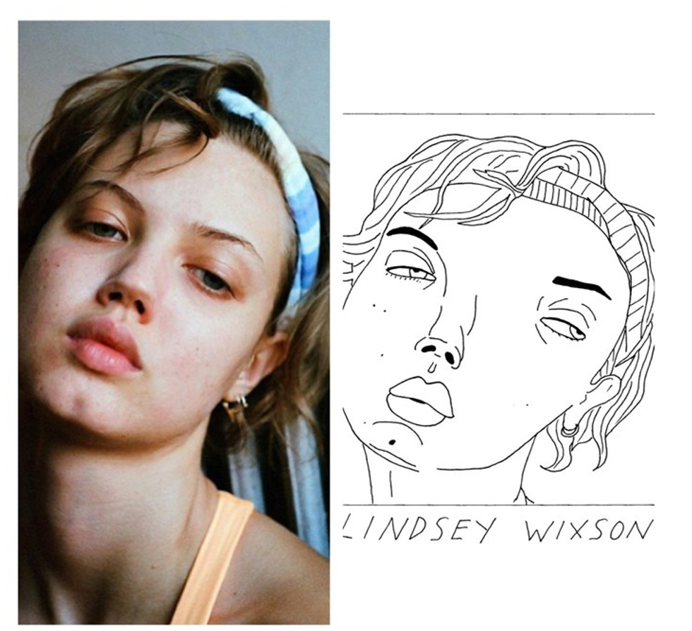 "Meet Your New Favorite Instagram, ""Badly Drawn Models"""