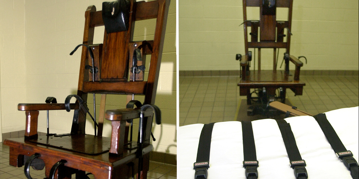 Texas Death Row Inmates Have Had to Give Up Last Meals Because of One Man