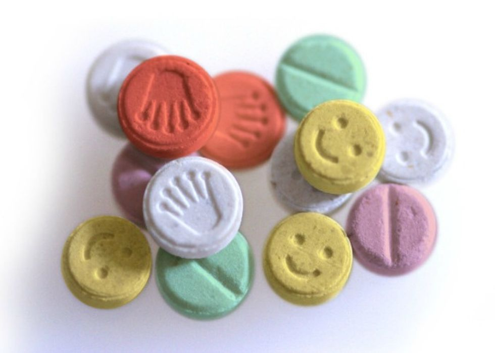 The World's First Ecstasy Shop Opens In Amsterdam