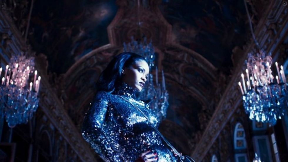 Watch Rihanna's Latest Campaign Video for Dior, Featuring a New Song