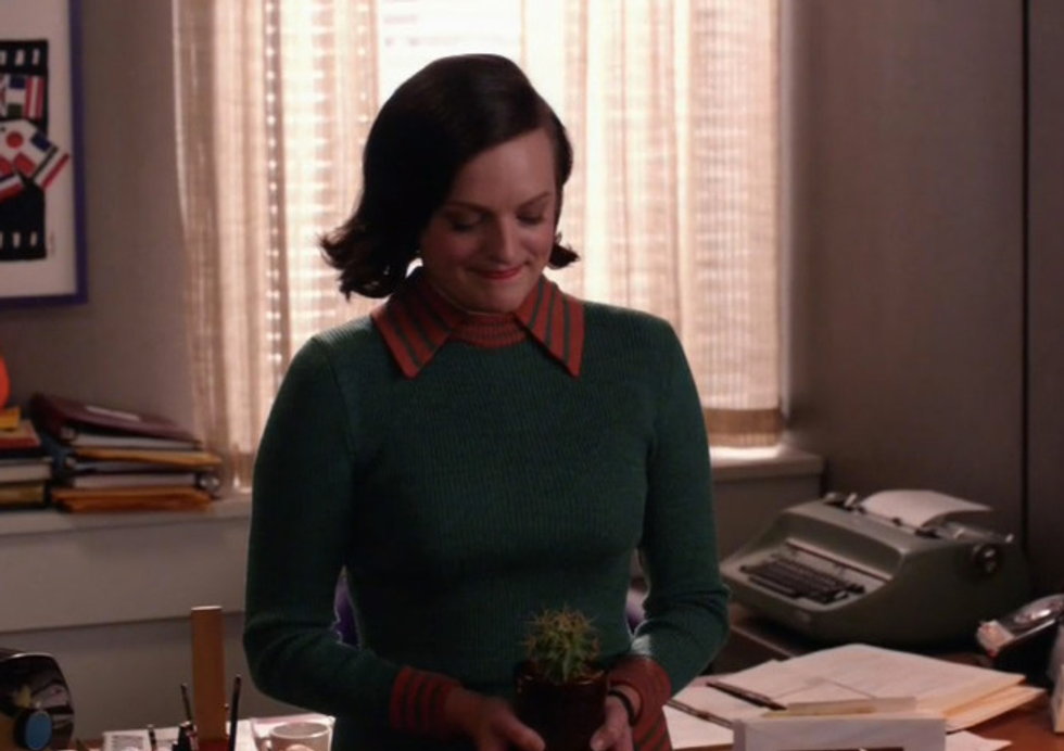 The Most Obvious Symbols From the Mad Men Finale: A Ranking