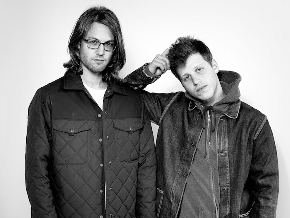 "Stream Detroit-Based ""Cosmic Trap"" Duo Gosh Pith's EP, Window"