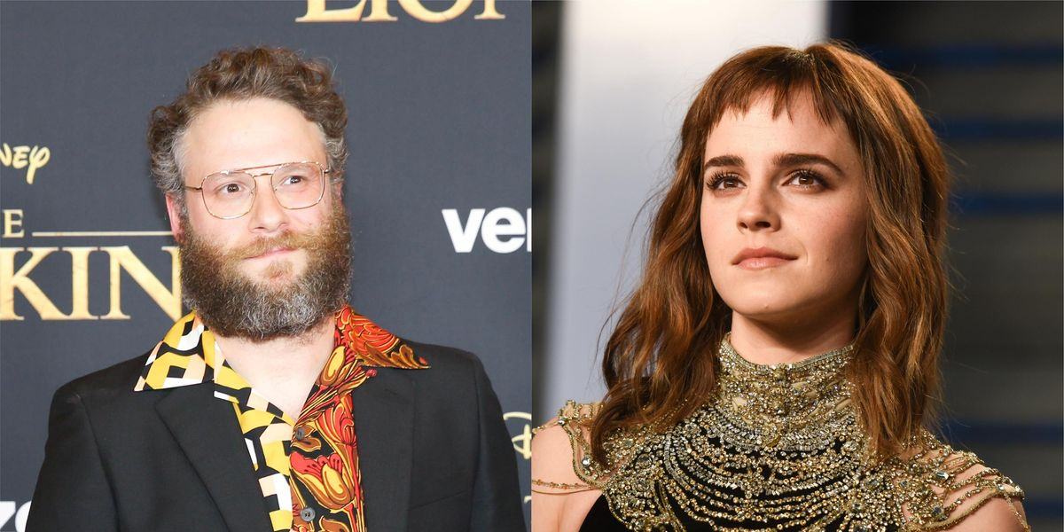 Seth Rogen Wants to Clear the Air About Emma Watson