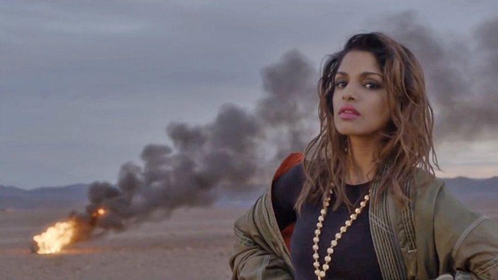 Just What, Exactly, Made Interscope Pull MIA's New Video?