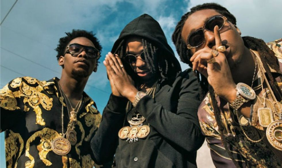 Happy Humpday: Listen to a New Migos and Rich The Kid Tape