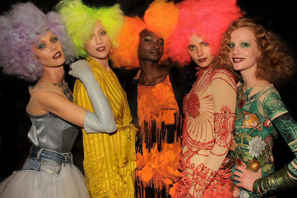 Photos from the Most Glamorously Insane Party of the Year: Life Ball