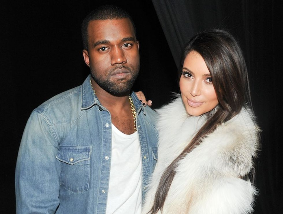 Kim Pursued Kanye: The Story of How Kimye Got Together Is Different Than You Think