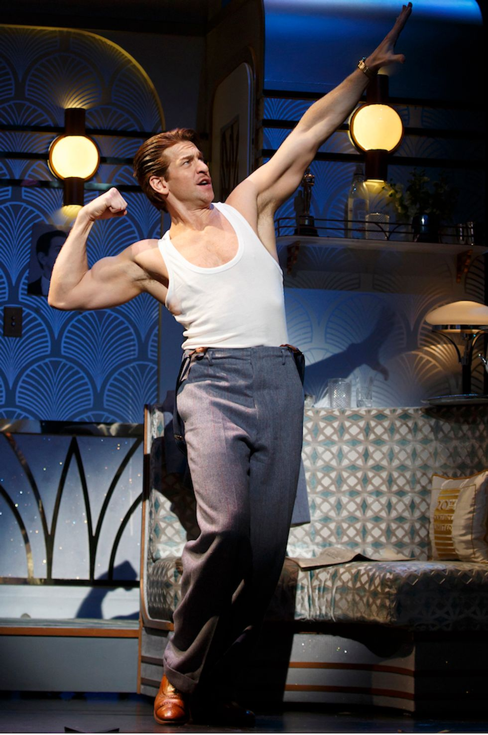 Tony Nominee Andy Karl is Broadway's Sexiest Hunk