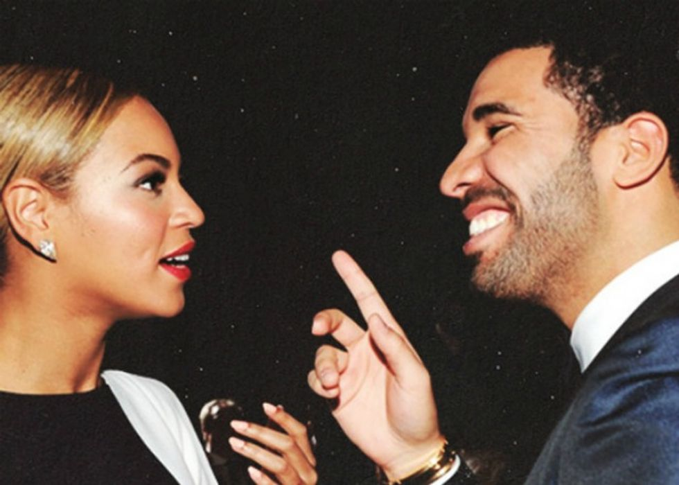Listen to a Smoldering New Collaboration Between Drake and Beyonce